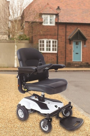 Rascal P321 Power Chair Wheelchairs > Electric > Compact Transportable