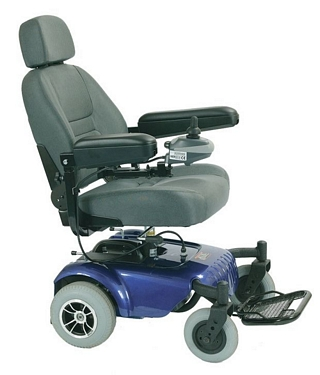 Rascal P320 Compact Power Chair Wheelchairs > Electric > Compact Transportable