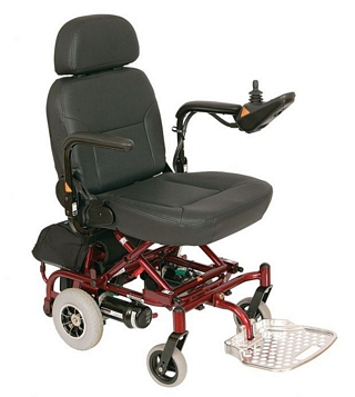 Ultralight 765 Power Chair Wheelchairs > Electric > Compact Transportable