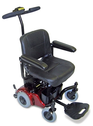 Rascal Wego Powered Attendant Chair Wheelchairs > Electric > Compact Transportable