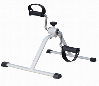 Pedal Exerciser - Hand or Foot Operated Rehabilitation & Exercise