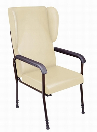 Chelsfield Height Adjustable Chair 3 Colours Chairs > Arm Chair