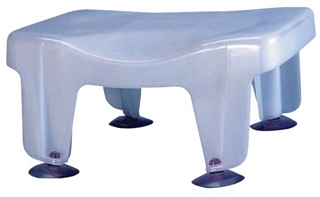 Cleo Bath Seat Around the Home > Bath & Shower Seats