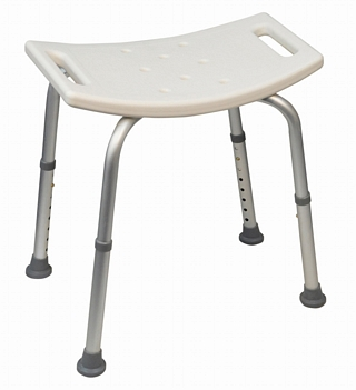 Adjustable Height Shower Stool Around the Home > Bath & Shower Seats