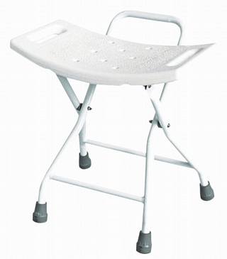 Fixed Height Folding Shower Chair Around the Home > Bath & Shower Seats