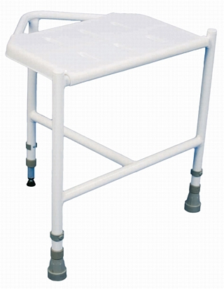 Pembury Height Adjustable Corner Shower Stool Around the Home > Bath & Shower Seats