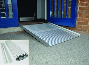 Roll Up Ramp Ramps & Steps