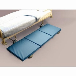 Bedside Mat - Fall Out Mat Triple Folding Patient Care > Pressure Care & Comfort