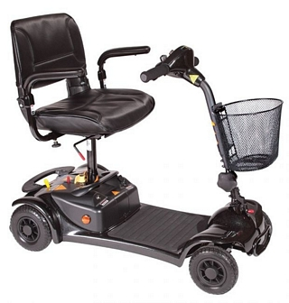 Ultralite 480 Mobility Scooters > Class 2