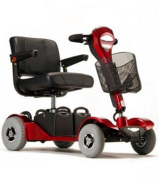 Saphire 2 Mobility Scooters > Class 2
