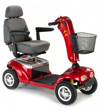 Emerald Mobility Scooters > Class 3
