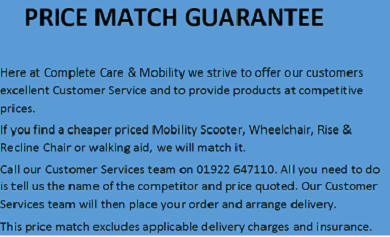 Complete Care & Mobility