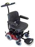 Rascal Wego Powered Attendant Chair
