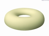 Original Pressure Relief Ring Cushion