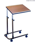 Overbed Table - With or Without Castors