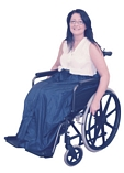 Fleece lined Wheelchair Cosy
