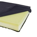 Mobility Scooter Cushion with Memory Foam Topper - 3 Sizes