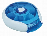Compact Weekday Pill Dispenser - 2 Colours