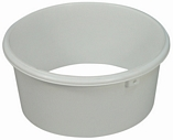 Replacement Sleeve for the Solo Skandia Raised Toilet Seat and Frame