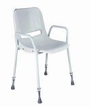 Milton Stackable Portable Shower Chair - 2 Variations