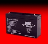 MK Battery - ES12-6 AGM