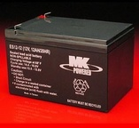 MK Battery - ES12-12 AGM